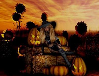 Идеи для Хэллоуина    - Страница 2 Halloween
