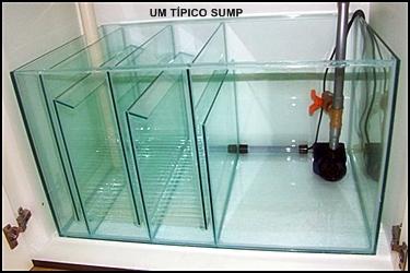 Filtro Sump para aquário Sump_adilson