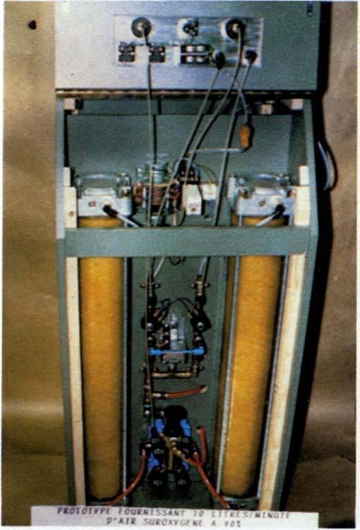 Concentrateur d'oxygène Vastox2