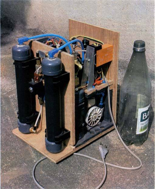 Concentrateur d'oxygène Vastox4