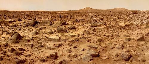 تعريف ومعلومات عن المريخ Mars-surface-rock_small