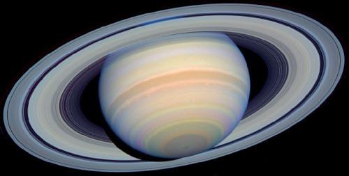 كوكب زحــــــل Saturn-true-color_small