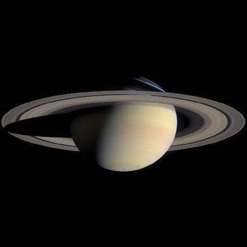 كوكب زحــــــل Saturn_small