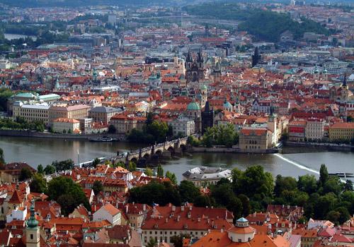 معلومات عن دوله التشيك Prague