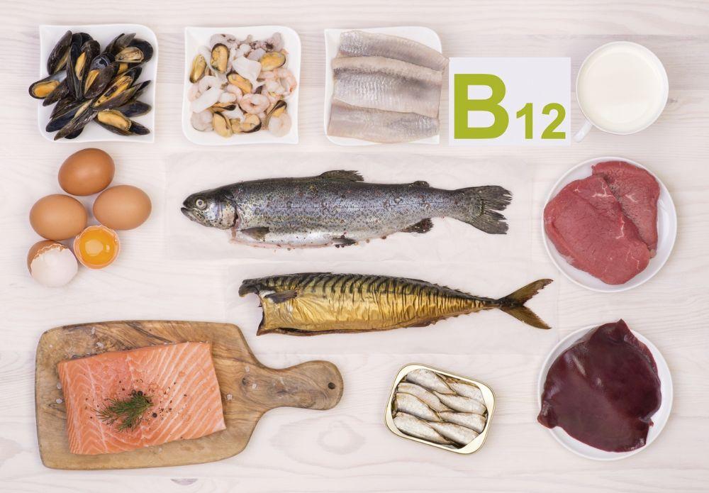 نقص فيتامين B12  221220171022111