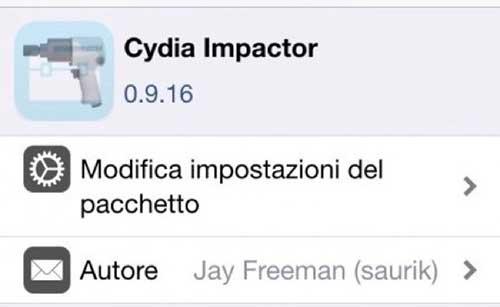 أداة Cydia Impactor لحذف الجيلبريك بدون عمل ريستور بالايتوتز 1143