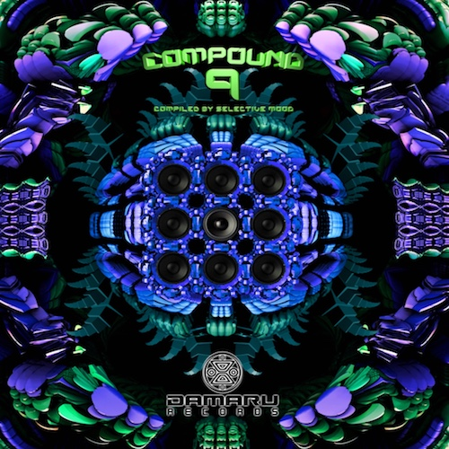 Compound 9 - Compiled by Selective Mood Damcd011