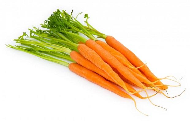 أطعمة مفيدة لصحة القلب Carrots