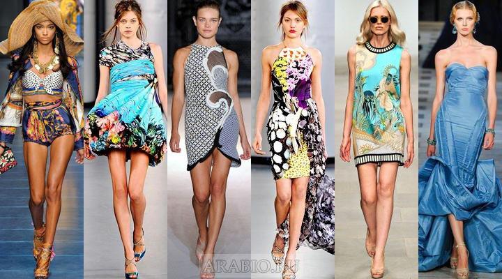 Мода - это творчество! - Страница 2 2012_fashion_sea