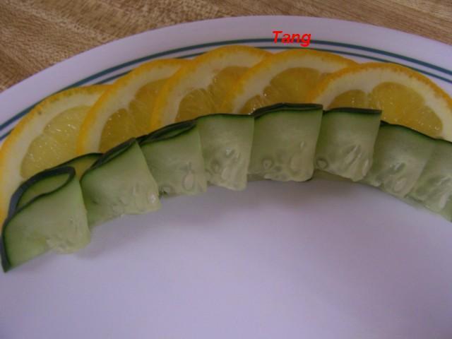 طرق متعدده لتقطيع الخضروات و الفاكهه بطريقة مبتكره 100_5291