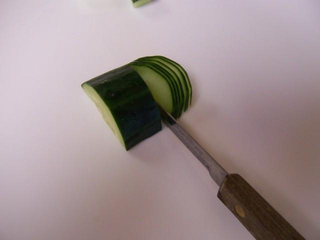 طرق متعدده لتقطيع الخضروات و الفاكهه بطريقة مبتكره 100_5368