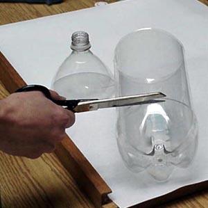 طريقة عمل فراشة من زجاجة المياه الغازية 1428161436183378266