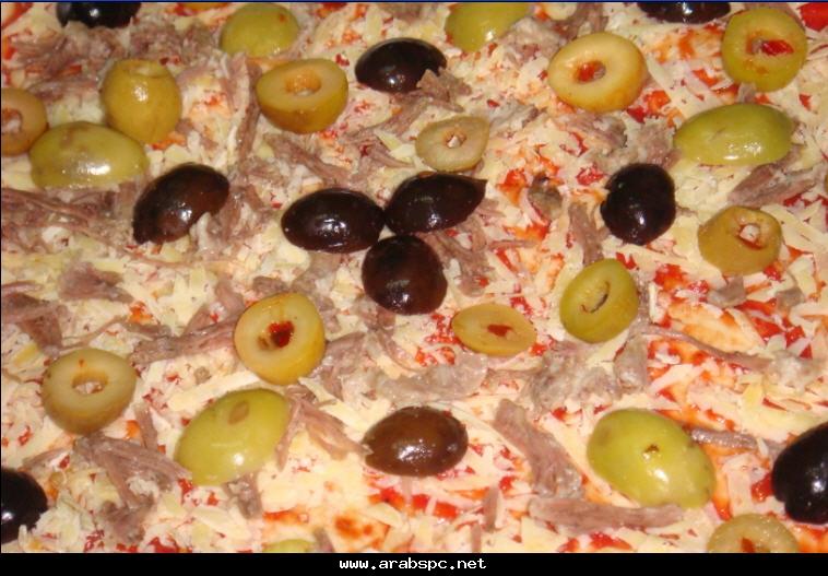 البيتزا الايطالية 0887e5be57