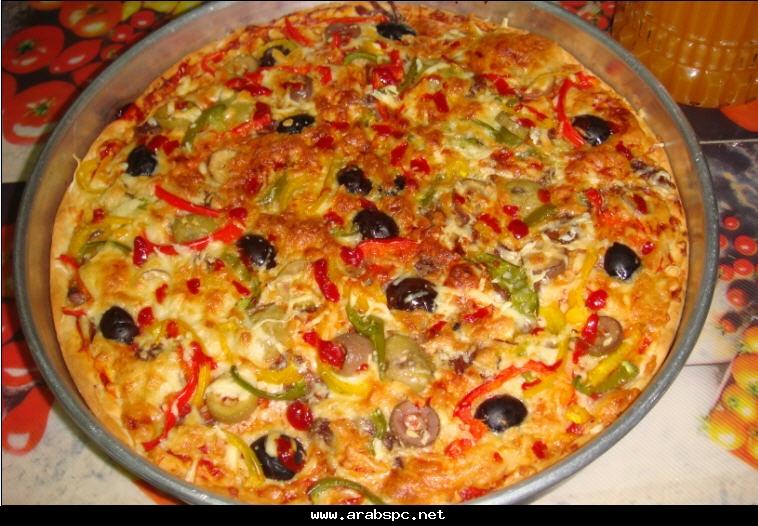 البيتزا الايطالية 0d17b59f13
