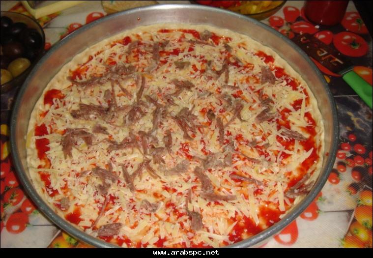 البيتزا الايطالية 563ed37696