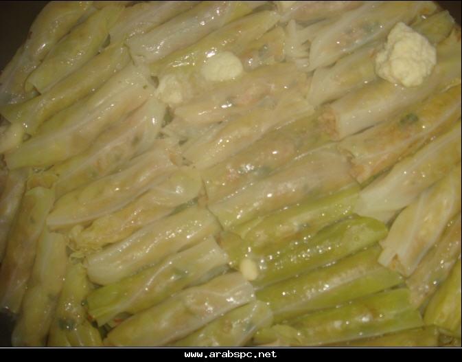 محشى الكرنب أجمل أكلة لفصل الشتاء 828a78644d