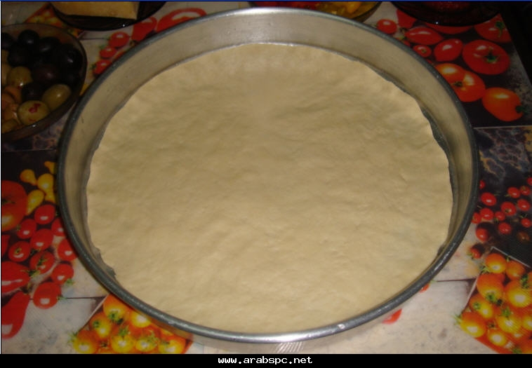 البيتزا الايطالية 90b2c4166c