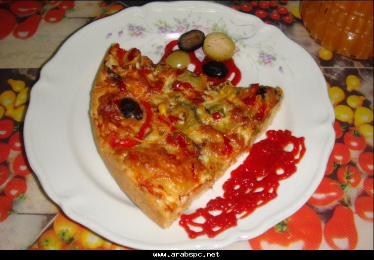 البيتزا الايطالية A2f7ea54dd