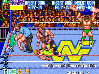 World Wrestling Federation (Aquellos Maravillosos 80's) 3207_1