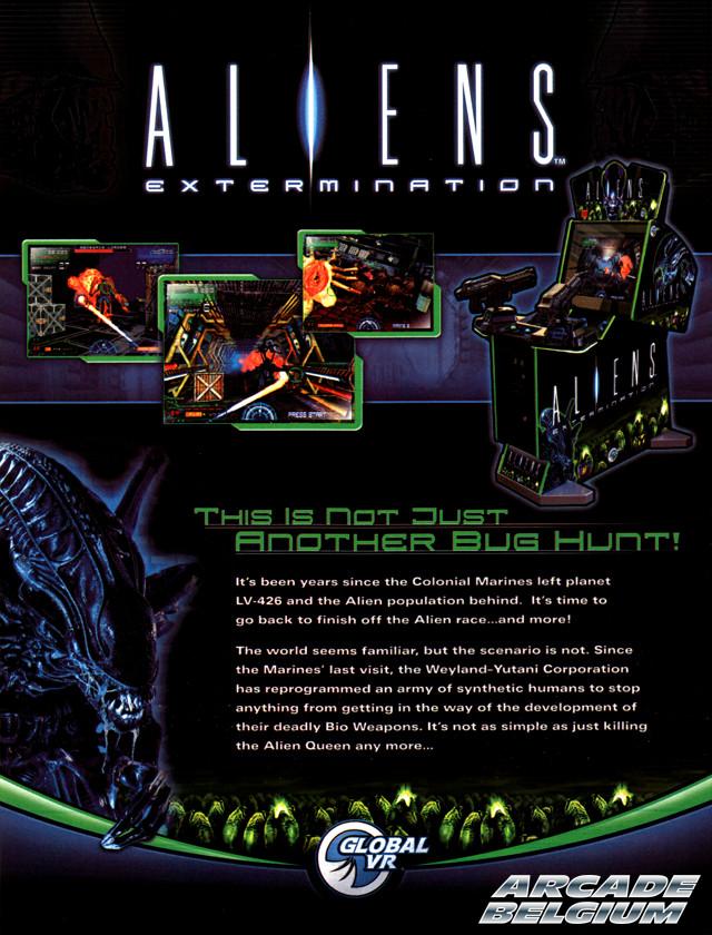 Aliens: Extermination Flyaea