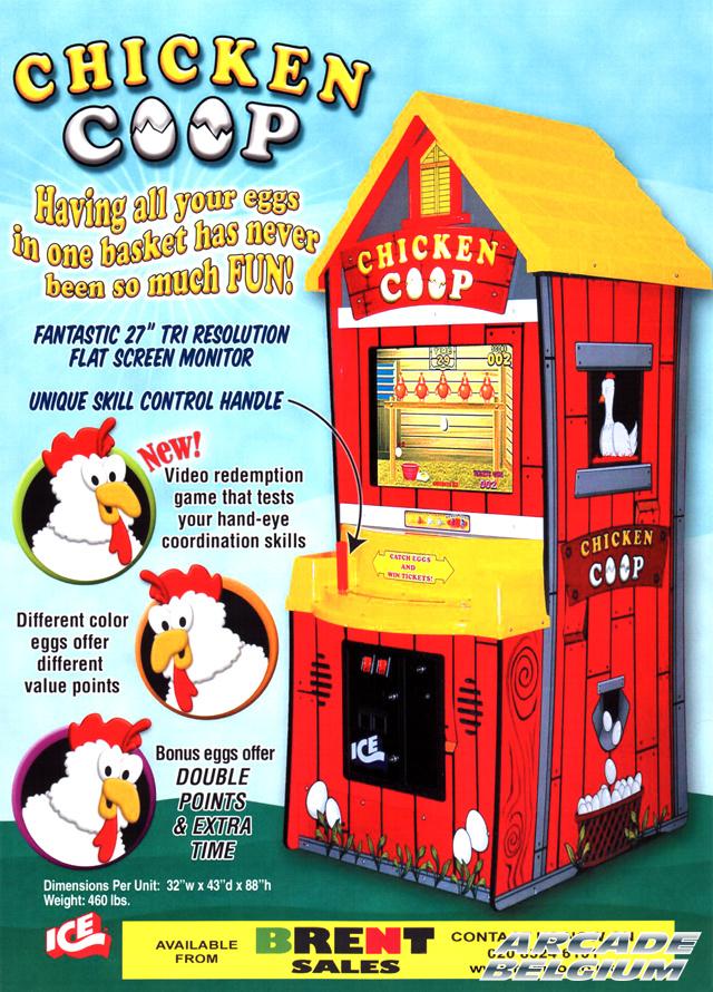 Chicken Coop Flycc