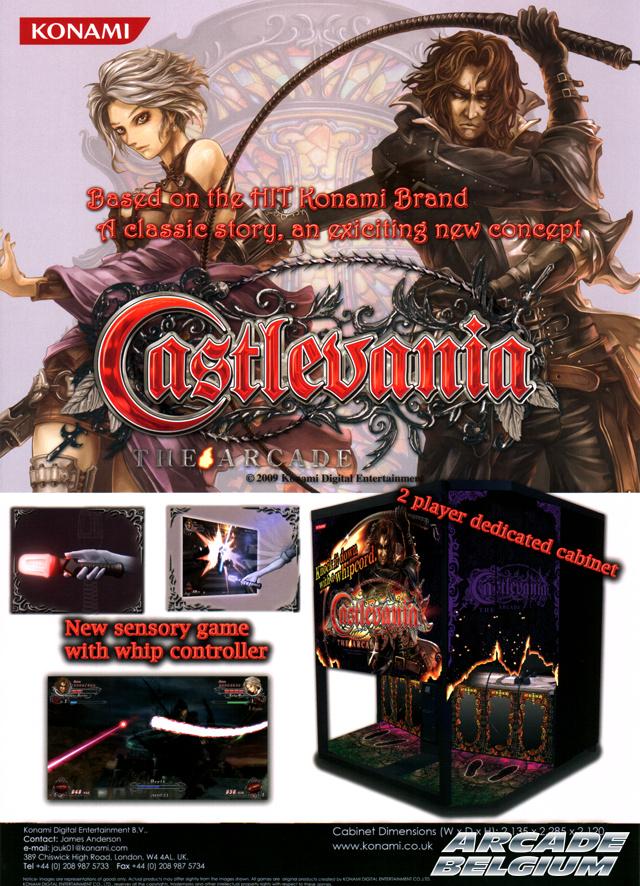 CastleVania - The Arcade Flycvta01