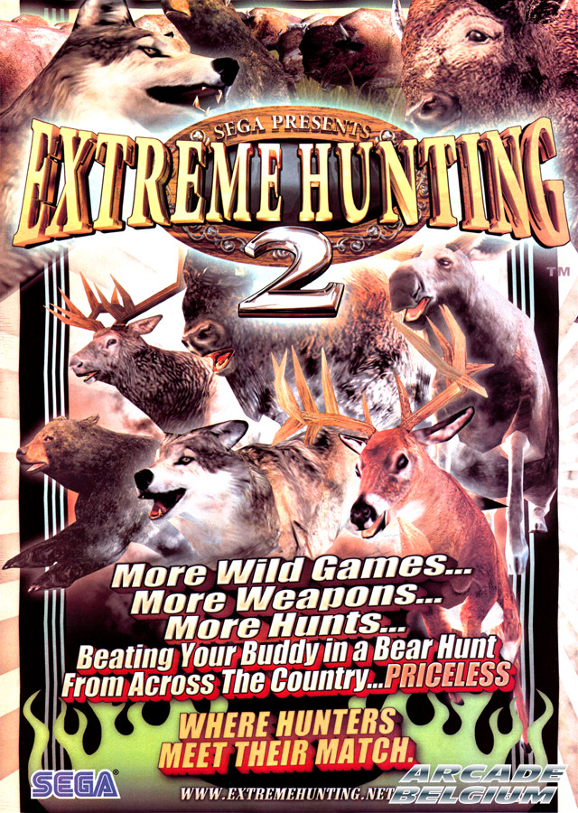 Extreme Hunting 2 - Tournament Edition Flyeh2a