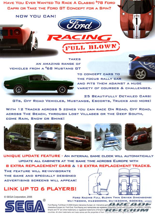 Ford Racing: Full Blown Flyfrfbb