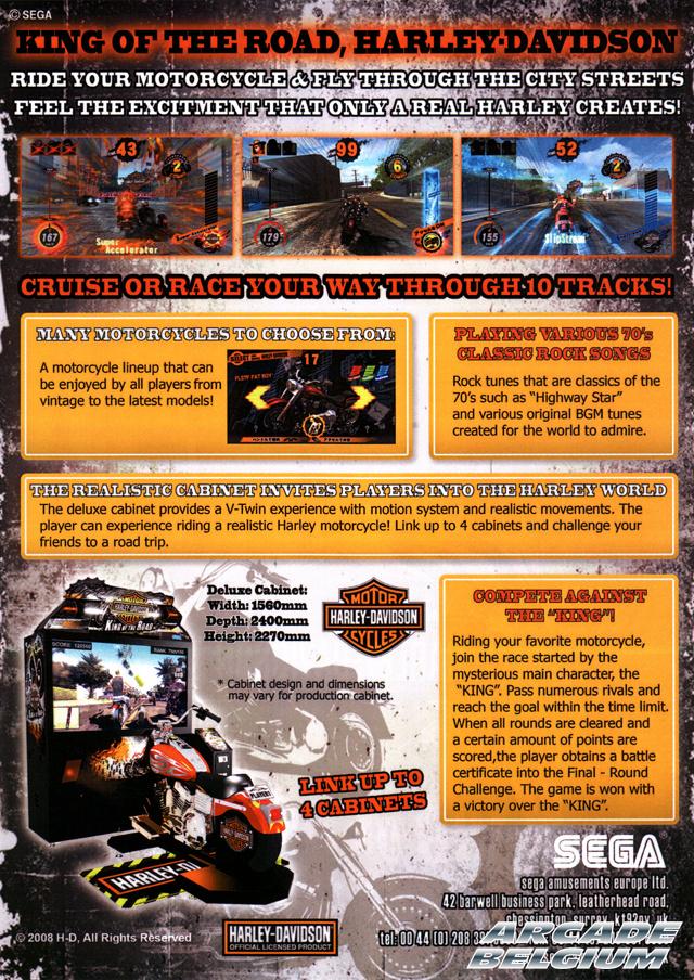 Harley-Davidson - King of the Road Flyhdkotr02