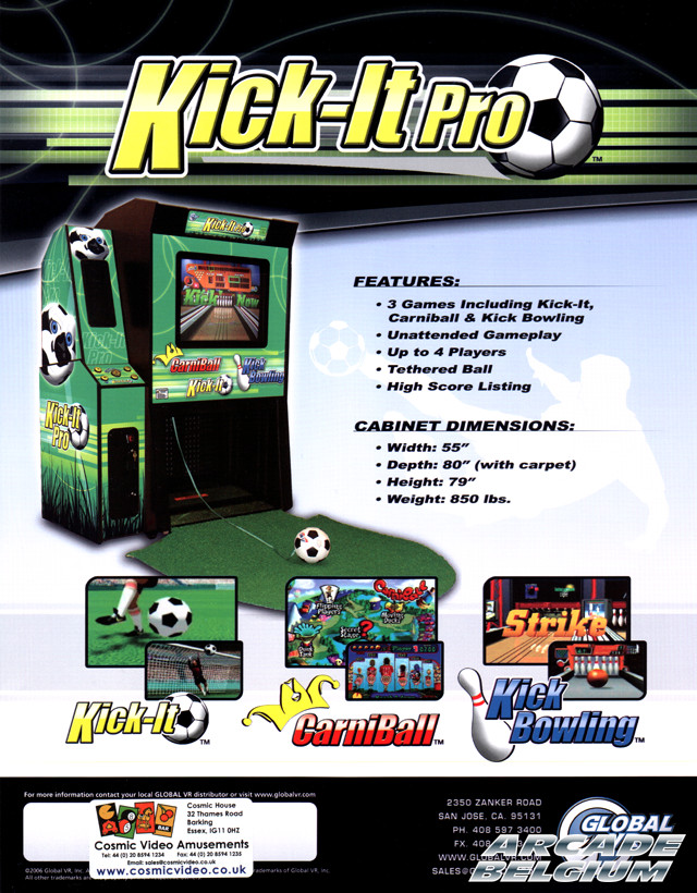 Kick-It Pro Flykip