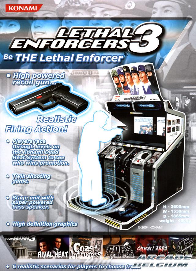 Lethal Enforcers 3 Flyle3a