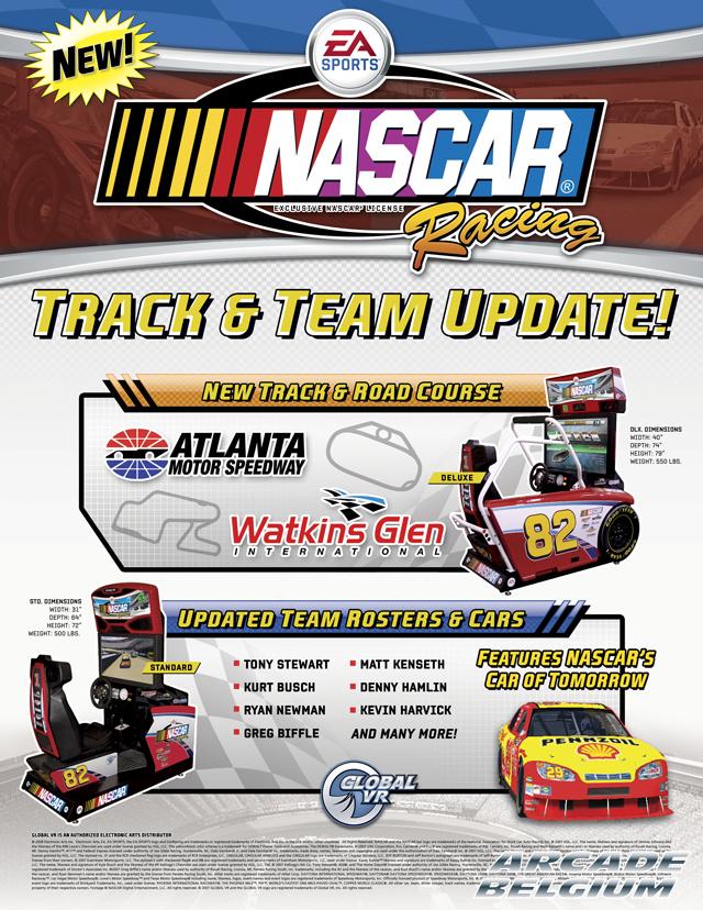 NASCAR Racing Flynre