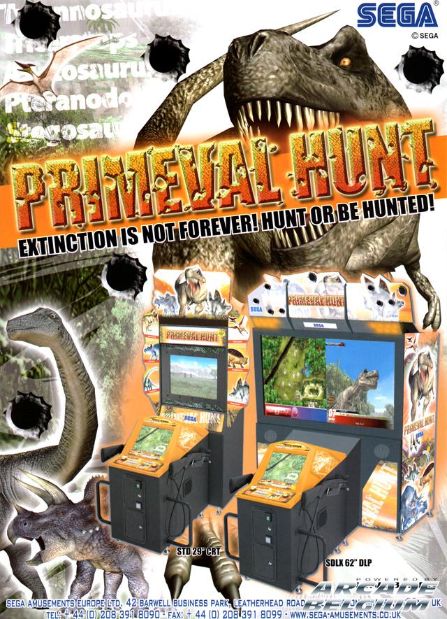 Primeval Hunt Flypha