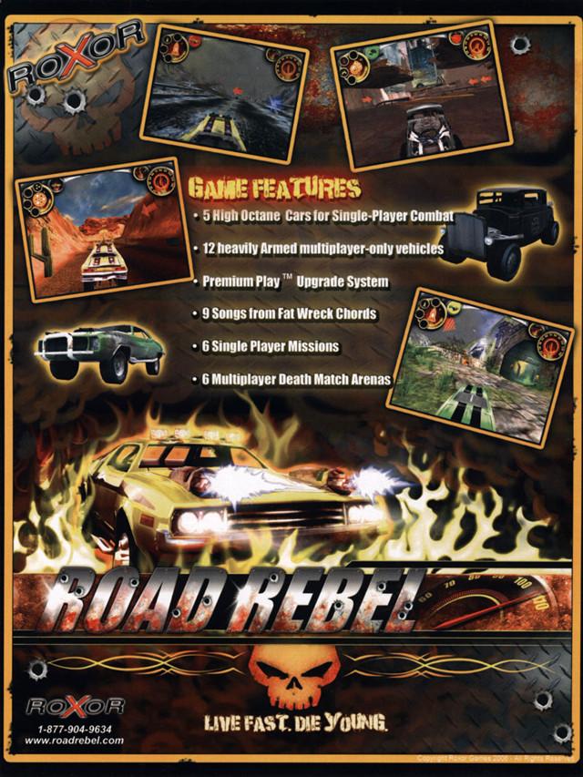 Road Rebel & Tux 2 Flyrrb