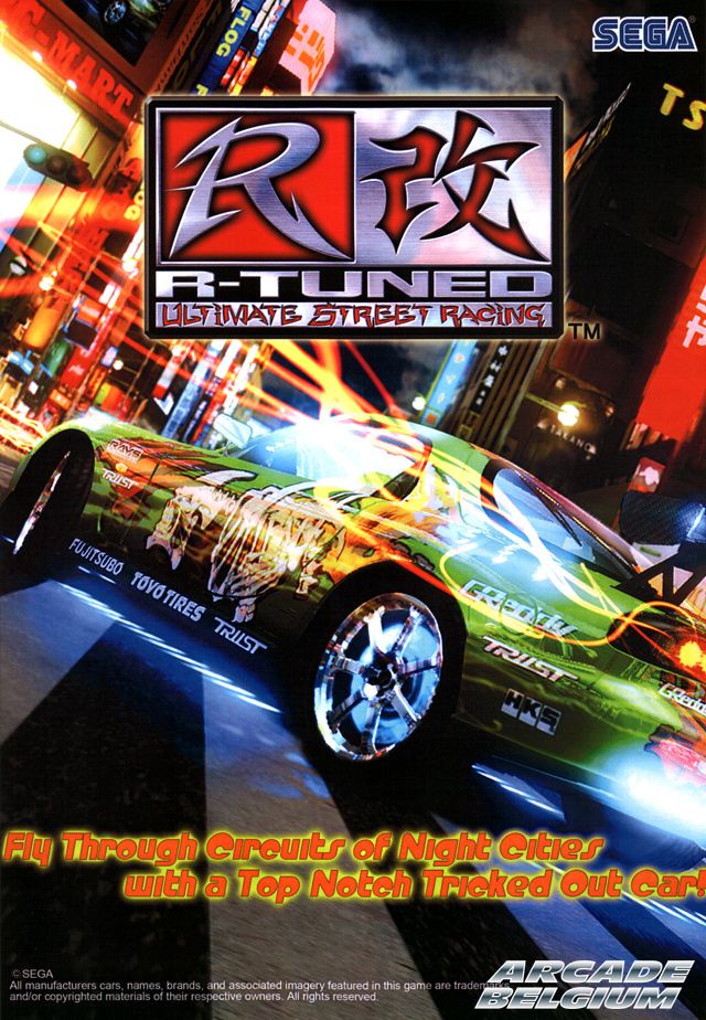 R-Tuned - Ultimate Street Racing Flyrt01