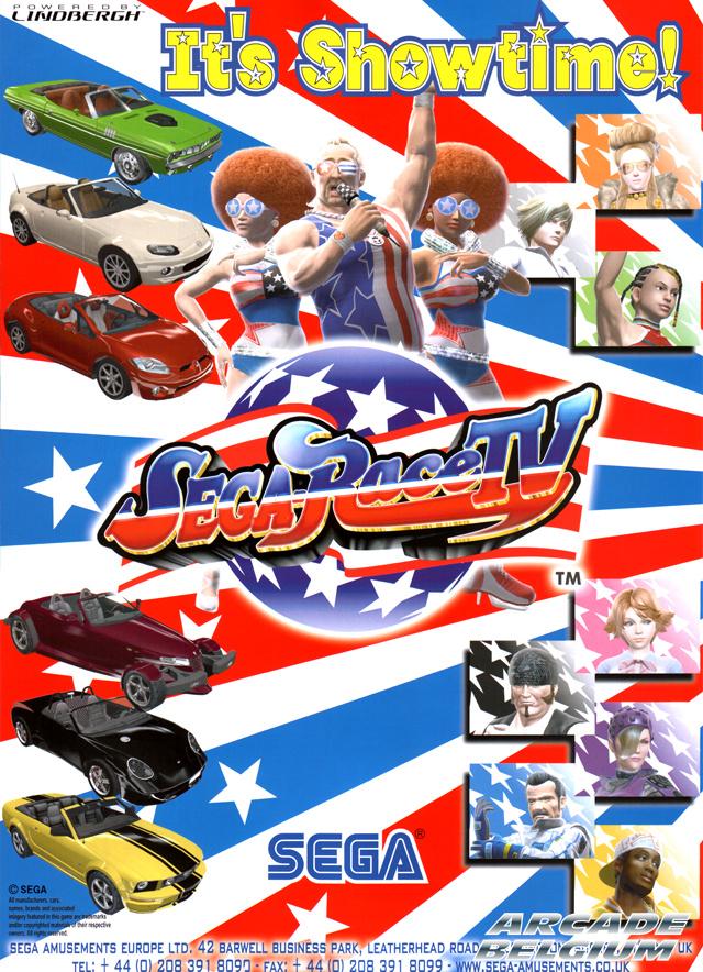 Sega Race TV Flysrtva