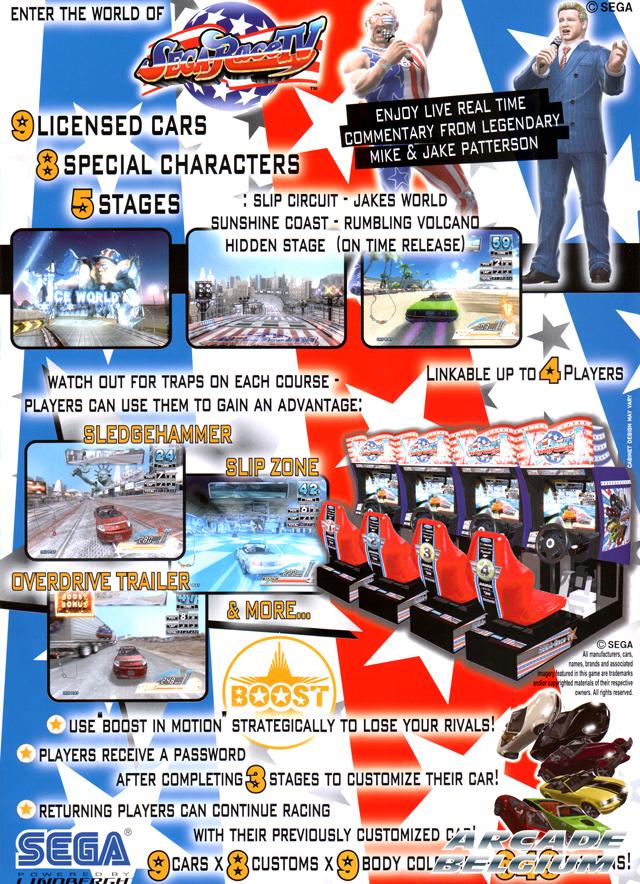 Sega Race TV Flysrtvb