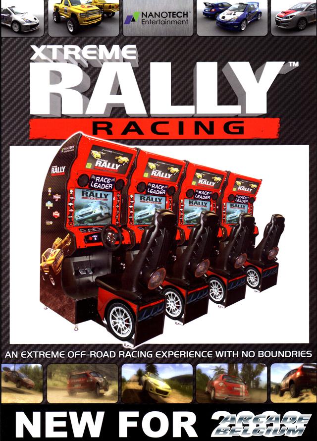 Xtreme Rally Racing Flyxrr01