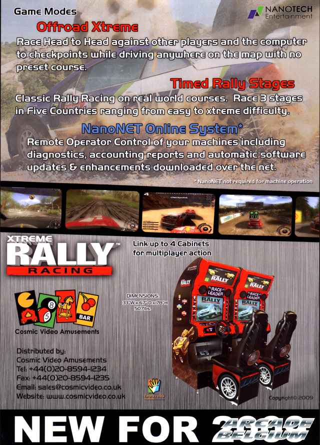 Xtreme Rally Racing Flyxrr02