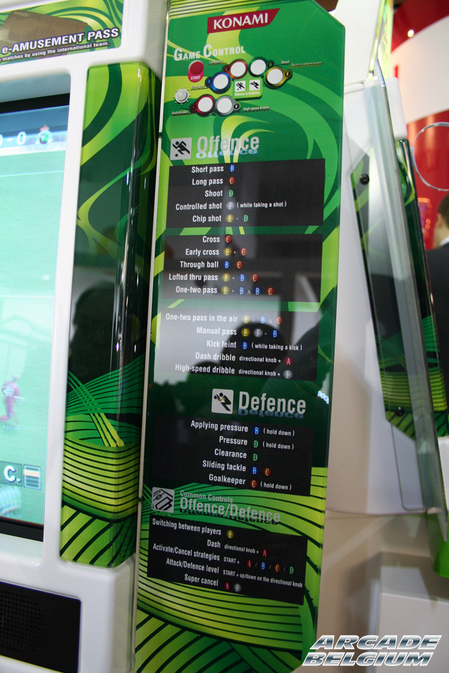Pro Evolution Soccer - Arcade Championship 2007 Pesac200702