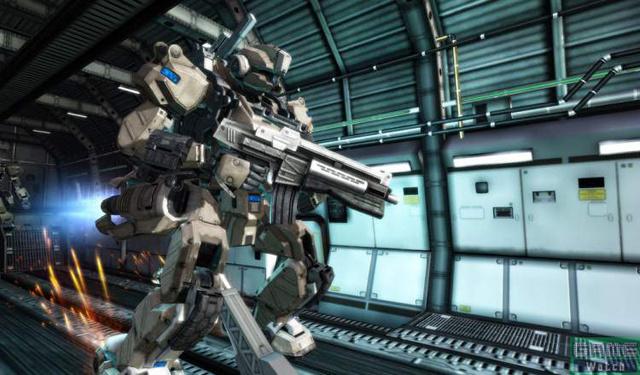 Border Break - Sega Network Robot Wars Bbs02