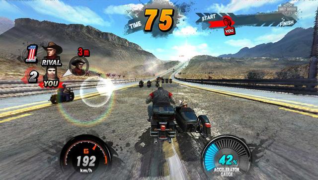 Harley-Davidson - King of the Road Hdkotrs01