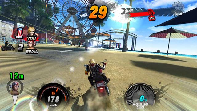 Harley-Davidson - King of the Road Hdkotrs03