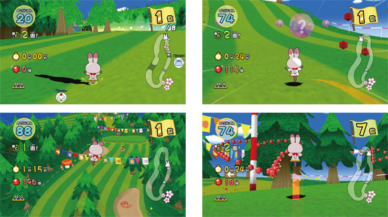Hopping Road Hop_game