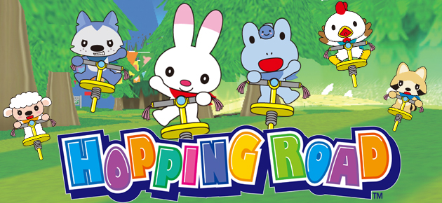 Hopping Road Hopping_road
