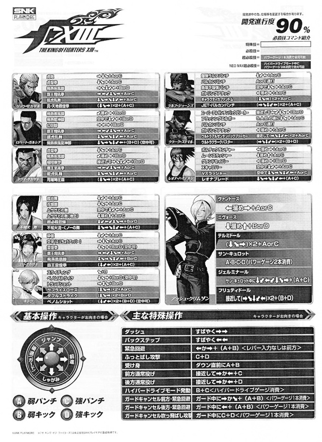 The King of Fighters XIII - Page 4 Kofxiii_c03