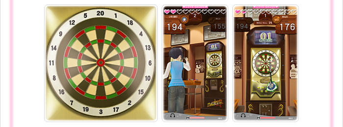 Love Plus Arcade: Colorful Clip Loveplus01