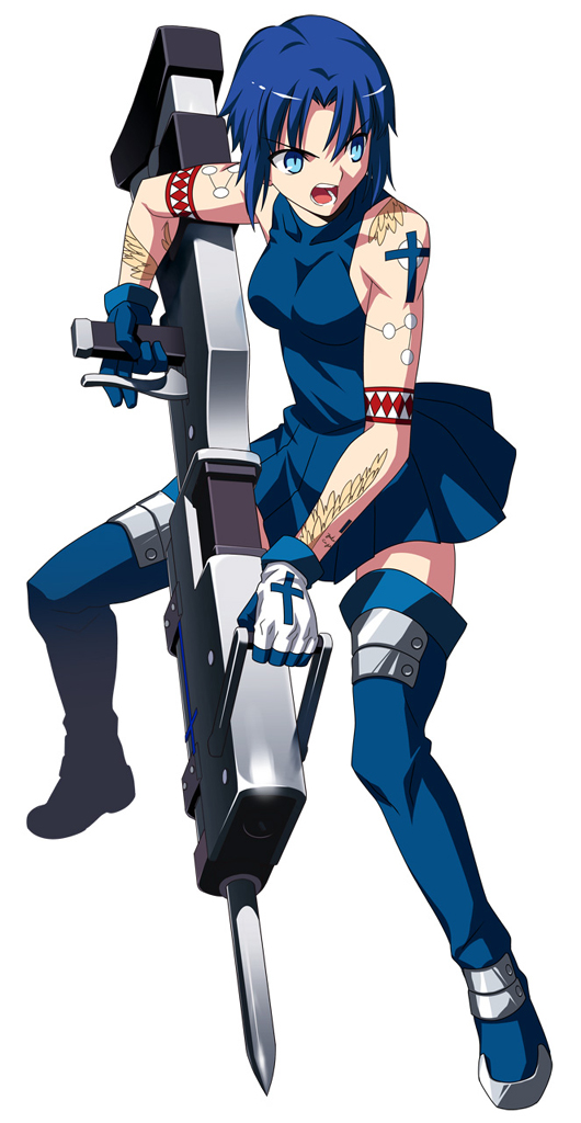 MELTY BLOOD Actress Again Current Code Mbaccc_01