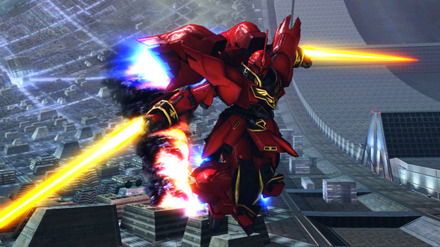 Mobile Suit Gundam Extreme Vs. Msge04