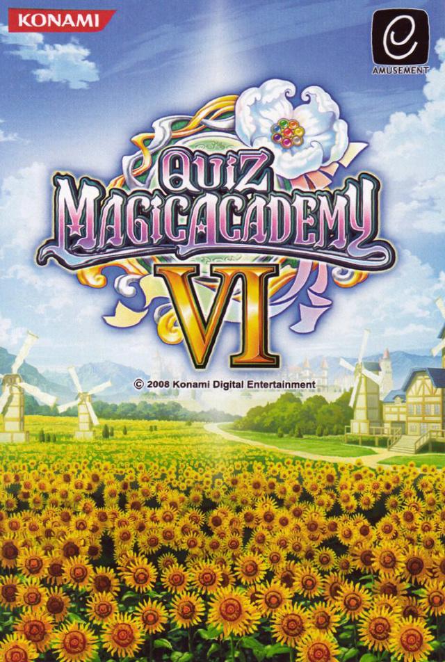 Quiz Magic Academy VI Qma6f01